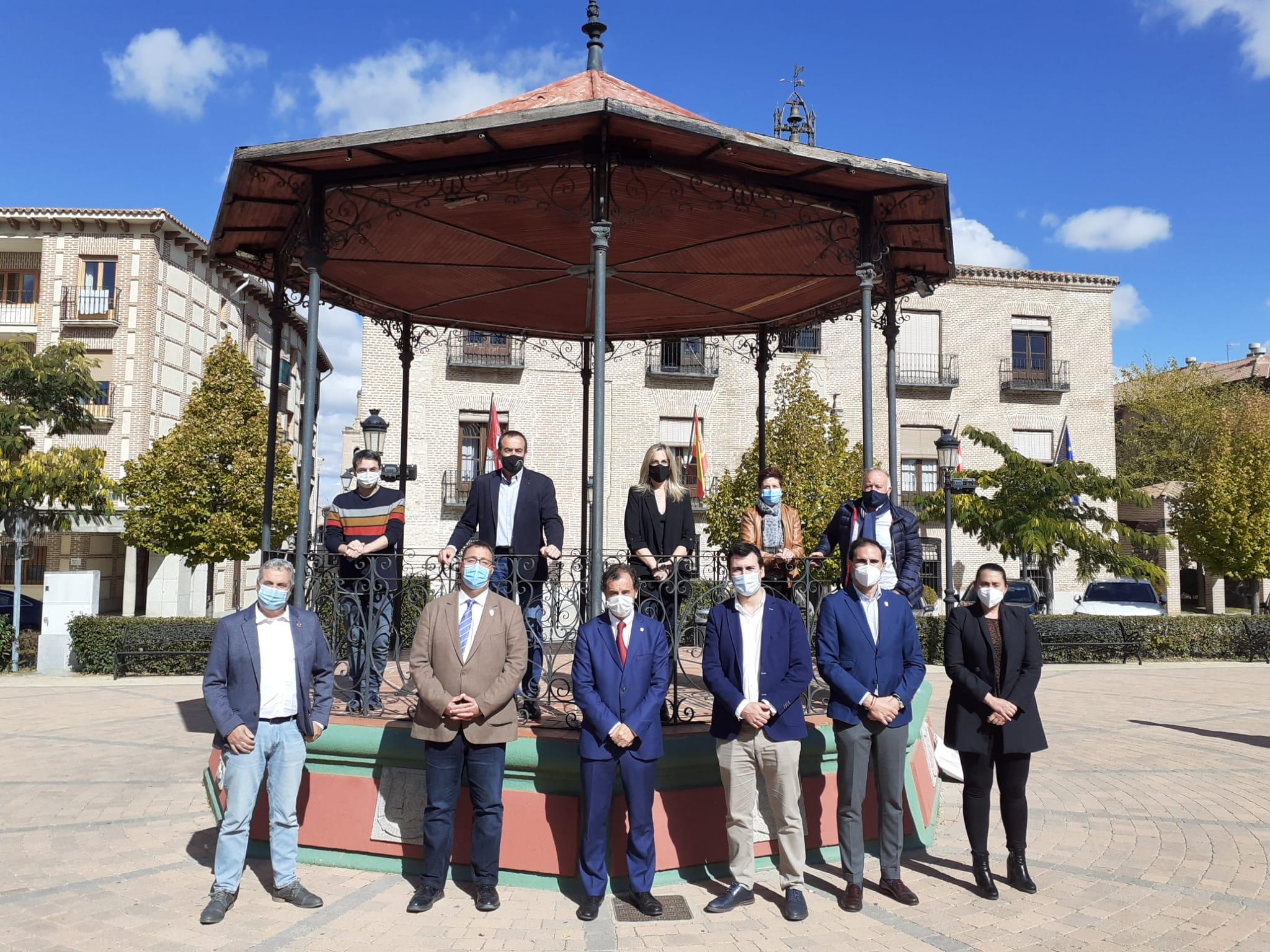 La Red De Conjuntos Históricos De Castilla Y León Estrena Página Web