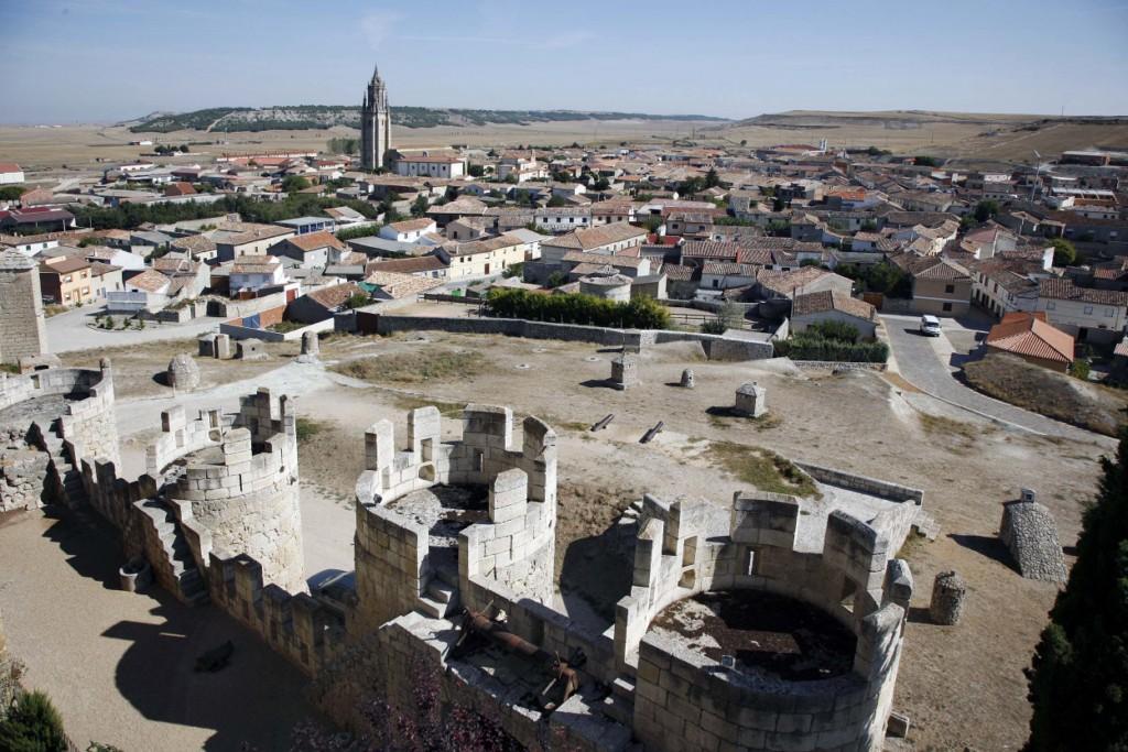 La Red De Conjuntos Históricos De Castilla Y León Inicia El Sábado En Ampudia Los Actos Culturales En Conmemoración De Los 500 Años Del Movimiento Comunero